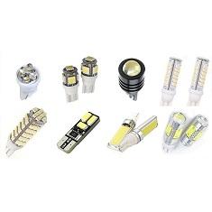 Лампы светодиодные для автомобиля