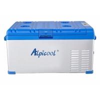 Компрессорный автохолодильник Alpicool ABS-25 синий