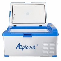 Alpicool ABS-25 - крышка