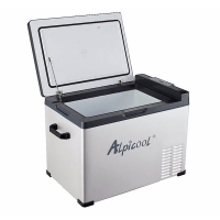 Alpicool ACS-40 - открытая крышка