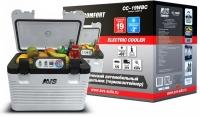 Термоэлектрический автохолодильник Smart Control CC-19WBС - упаковка