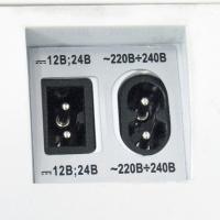 Термоэлектрический автохолодильник 12/220 Вольт CC-27WBC - разъемы