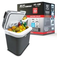 Автохолодильник 12/220 Вольт CC-32B - упаковка