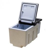 Встраиваемый компрессорный автохолодильник Indel B TB 27 AM (26 литров)