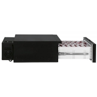 Встраиваемый компрессорный автохолодильник Indel B TB30AM DRAWER - банки в лотке