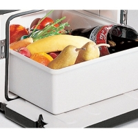 Автохолодильник Indel B TB 36 - внутри