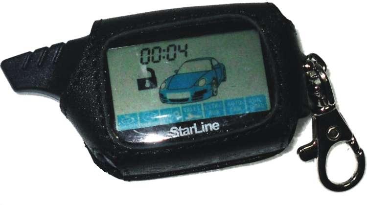 Чехол для сигнализации starline