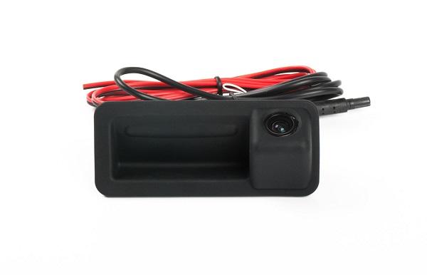 Камера заднего вида Blackview в ручку багажника IC-FM/LR (Mondeo (10-15)Freelander 2/Range Rover) с кнопкой парковочные линии/сенсор PC1089 - фото 6