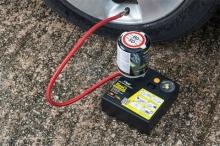 комплект resq tire repair для ремонта шин в пути