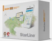 Маяк StarLine М17 ГЛОНАСС-GPS