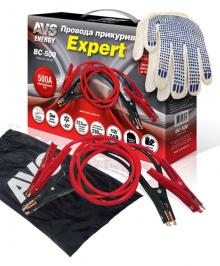 Провода прикуривания AVS Energy Expert BC-500 (500А, 3 м.)