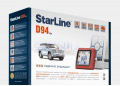 Автосигнализация StarLine D94 2CAN GSM/GPS