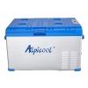 Компрессорный автохолодильник Alpicool ABS-30 (30 литров) синий