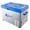 Компрессорный автохолодильник Alpicool ABS-40 (40 литров) синий