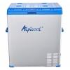 Компрессорный автохолодильник Alpicool ABS-75 (75 литров) синий