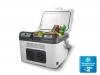 Термоэлектрический автохолодильник 12/24/220 Вольт CC-27WBC (27 литров)