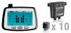Система контроля давления в шинах прицепа Carax CRX-1014/10