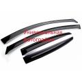 Дефлекторы боковых окон 4 ч темн Chevrolet Niva 2002-2010 - WIND