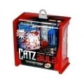 Газонаполненные лампы CATZ 5000K 12V 55/60W H4 (CB450R)