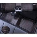 коврики салона (кожаные) bmw x5 2006-2013 (черные) fresh