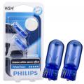 Лампы Philips w5w бесцокольные 12961NBVB2 (2шт.) 4300 K