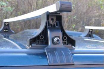 Багажник на крышу гольф 4 своими руками 27