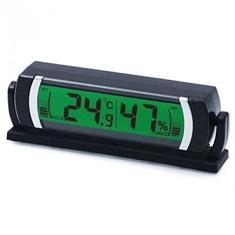 Автомобильные часы и термометры