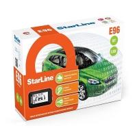 Автосигнализация StarLine E96 BT Lux - упаковка