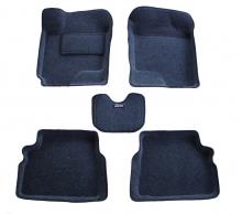 3d коврики в салон темно-серые для hyundai getz  2002-2011