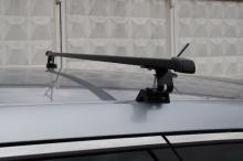 багажник муравей с-15 с прямоугольными дугами для автомобилей без рейлингов citroen с4 хэтчбек 3д 2005-…