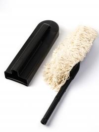 Щетка от пыли с антистатической пропиткой и полиролью