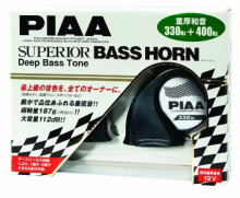 Звуковой сигнал PIAA SUPERIOR BASS HORN - упаковка