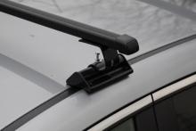 багажник муравей с-15 с прямоугольными дугами для автомобилей без рейлингов bmw 1 (е81) хэтчбек 3д 2007-…