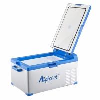 Alpicool ABS-25 - открытая крышка