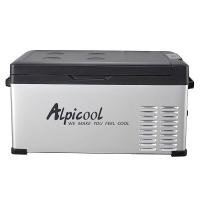 Компрессорный автохолодильник Alpicool ABS-25 черный