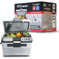 Автохолодильник 12/220 Вольт CC-15WBС - упаковка