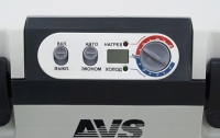 Термоэлектрический автохолодильник Smart Control CC-19WBС - управление