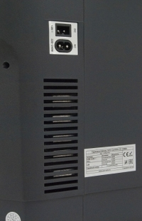 Термоэлектрический автохолодильник CC-22WA - разъемы