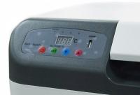 Термоэлектрический автохолодильник 12/220 Вольт CC-27WBC - управление