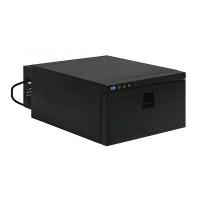 Встраиваемый компрессорный автохолодильник Indel B TB30AM DRAWER - включение
