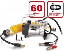 Автомобильный компрессор Turbo AVS KS 600