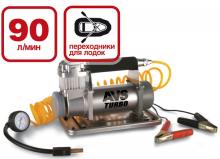 Автомобильный компрессор Turbo AVS KS 900