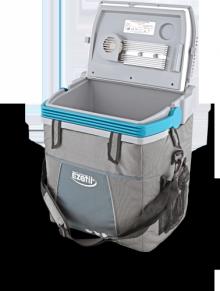 Термоэлектрический автохолодильник Ezetil ESC 28 12V (28 литров)