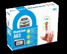 StarLine A63 - упаковка