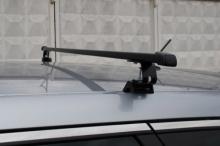 багажник муравей д-т с прямоугольными дугами для автомобилей без рейлингов с т профилем mitsubishi pajero внедорожник (с т-профилем) 1996-…