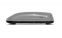 Бокс на крышу автомобиля Turino 1 Lux серый глянец