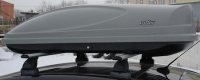 Koffer A430 на крыше автомобиля
