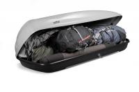 Koffer A480 (серый матовый) внутри