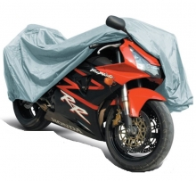 """Защитный чехол-тент на мотоцикл AVS МС-520 """"М"""""""