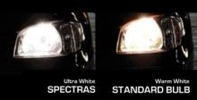 "Газонаполненные лампы EVO ""Spectras"" 75W5000K/H8 комплект 2+2(T-10)"